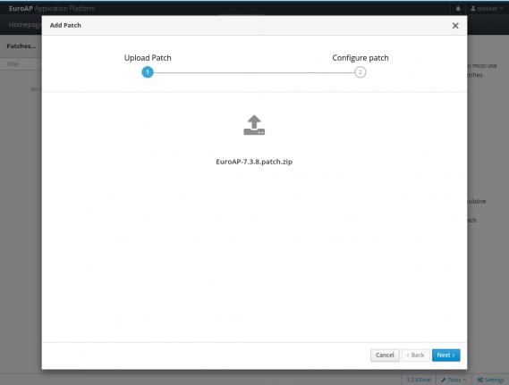 Middleware – jak patchować serwer aplikacji