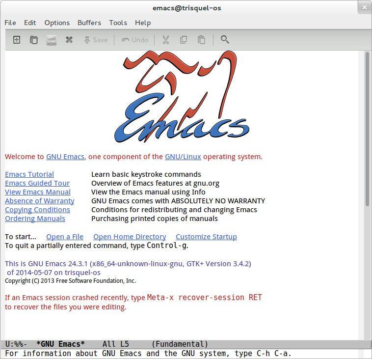 Emacs_zrzut